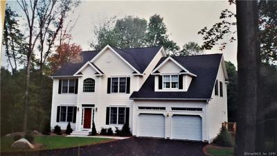 Brookfield Single Family Home For Sale: 5 Granite Drive