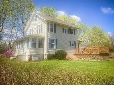 Branford Single Family Home For Sale: 10 Laurel Hill Road