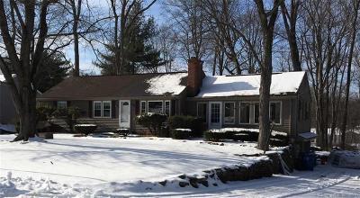 Farmington Single Family Home For Sale: 39 Gail Road