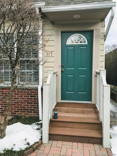 New Canaan Condo/Townhouse For Sale: 81 Locust Avenue #315
