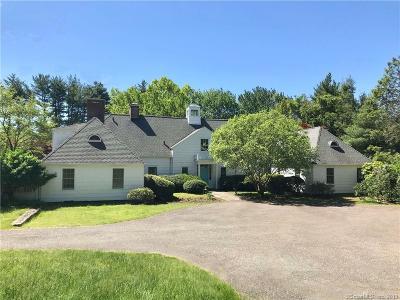 Darien Single Family Home For Sale: 14 Old Parish Road