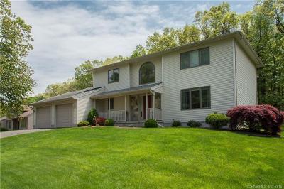 Vernon Single Family Home For Sale: 188 Tallwood Drive