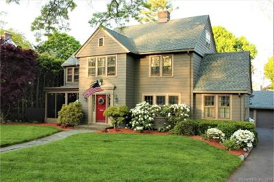 Fairfield Single Family Home For Sale: 306 Wakeman Road