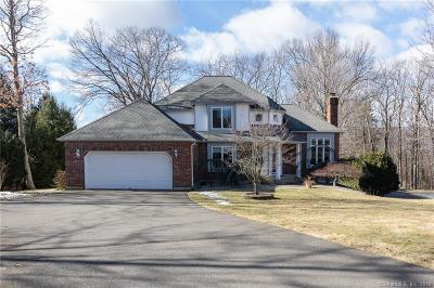 Southington Single Family Home For Sale: 138 Holly Hill Drive