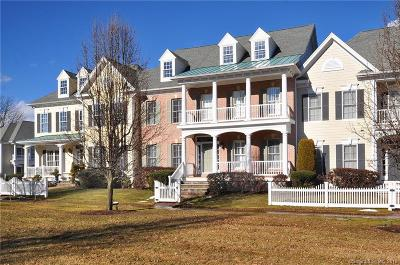 Simsbury Condo/Townhouse For Sale: 7 Billingsgate Drive