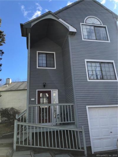 Meriden Condo/Townhouse For Sale: 22 Village View Terrace #22