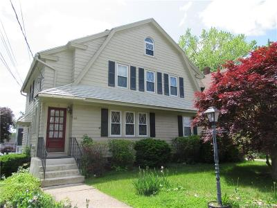 Bristol Single Family Home For Sale: 104 Stearns Street