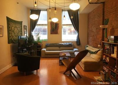 New Haven Condo/Townhouse For Sale: 196 Crown Street #2I