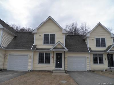 Windham County Condo/Townhouse For Sale: 238 Killingly Road #238