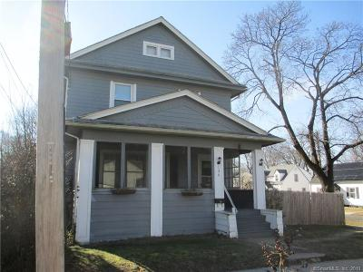 New Haven County Single Family Home For Sale: 134 4th Street