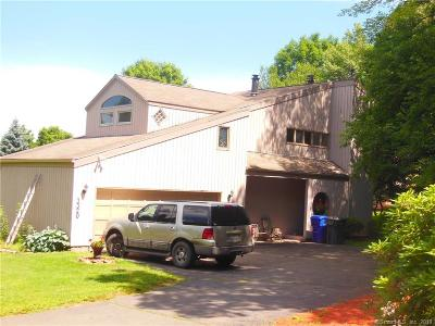 Suffield Single Family Home For Sale: 3320 Phelps Road