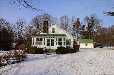Danbury Single Family Home For Sale: 16 Hamilton Drive