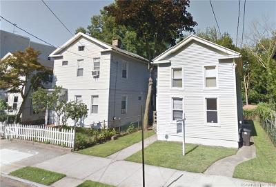 New Haven Single Family Home For Sale: 30 Garden Street