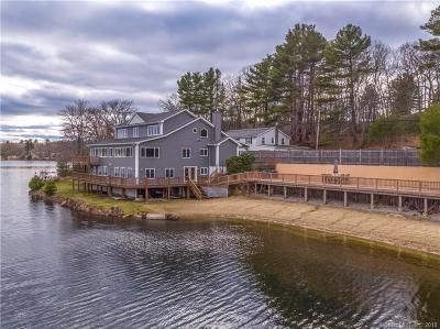 Ellington Single Family Home For Sale: 161 West Shore Road