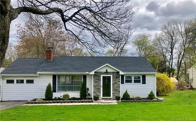 Wethersfield Single Family Home For Sale: 20 Fletcher Road