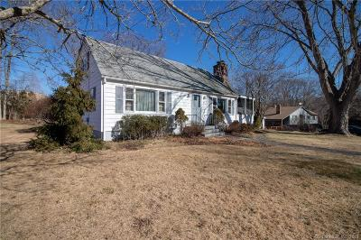 New London County Single Family Home For Sale: 12 Brookline Road