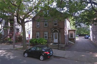 New Haven Multi Family Home For Sale: 597-601 Chapel Street