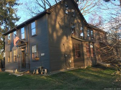Groton Single Family Home For Sale: 1049 Poquonnock Road