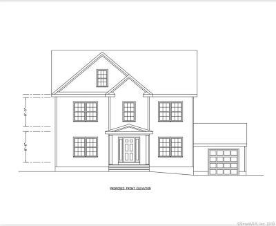 Darien Single Family Home For Sale: 18 Charles Street