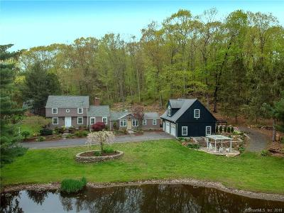 Woodbury Single Family Home For Sale: 109 Flanders Road