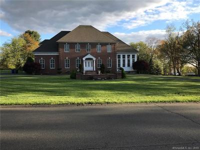 Ellington Single Family Home For Sale: 3 Pine Cone Road