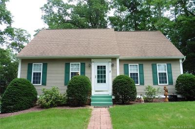 Enfield Single Family Home For Sale: 5 Crystal Corner