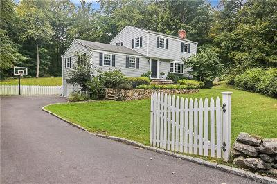 Wilton Single Family Home For Sale: 336 Mountain Road