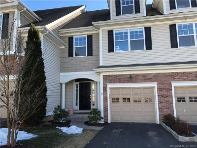 West Hartford Condo/Townhouse For Sale: 17 Park Place Circle #17