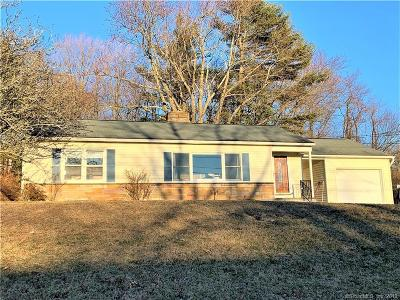 Danbury Single Family Home For Sale: 3 Terry Drive