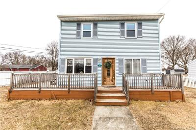 Groton CT Single Family Home For Sale: $121,000