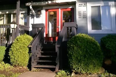 Bridgeport Condo/Townhouse For Sale: 601 Glendale Avenue #601