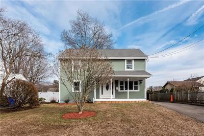 West Hartford Single Family Home For Sale: 120 Westgate Street