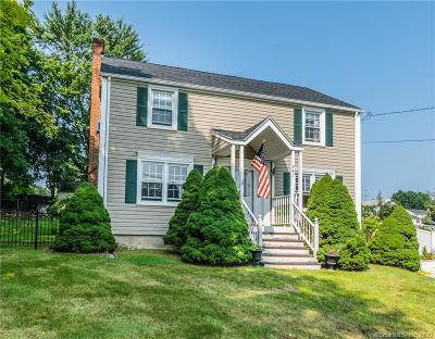 Rocky Hill Single Family Home For Sale: 241 Charter Road