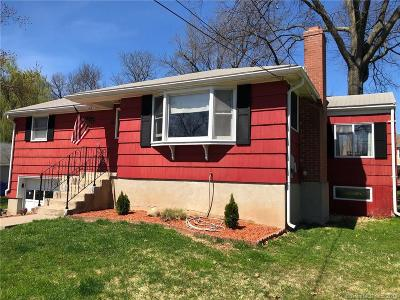 Wethersfield Single Family Home For Sale: 65 Northbrick Lane