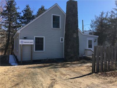 Madison Single Family Home For Sale: 48b Wall Street