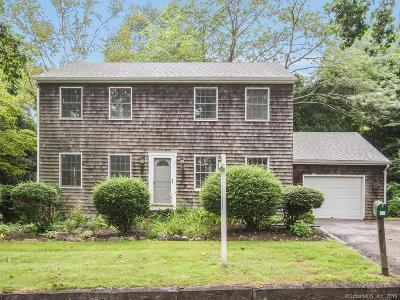 Groton Single Family Home For Sale: 11 Elm Street