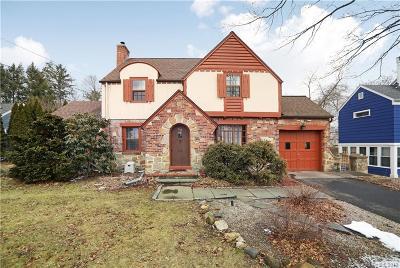 Hamden Single Family Home For Sale: 58 Myra Road