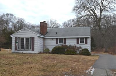Groton Single Family Home For Sale: 1432 North Road