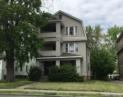 West Hartford Multi Family Home For Sale: 1074 Boulevard