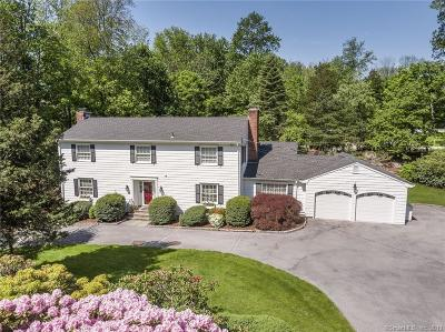 Stamford Single Family Home For Sale: 826 Rock Rimmon Road