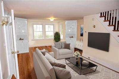 New Canaan Single Family Home For Sale: 151 Summer Street