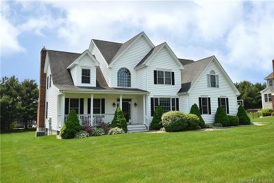 Ellington Single Family Home For Sale: 1 Cantor Knl