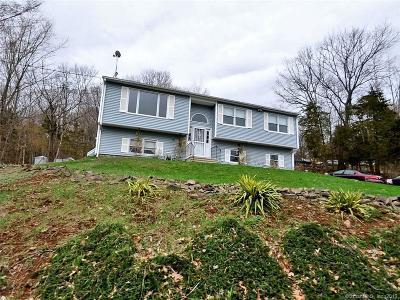 Meriden Single Family Home For Sale: 18 Loyola Road