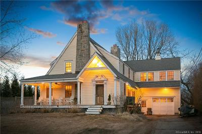 Fairfield Single Family Home For Sale: 365 Penfield Road