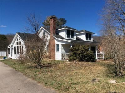 Ledyard Single Family Home For Sale: 325 Shewville Road