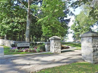 Ridgefield Condo/Townhouse For Sale: 24 Lawson Lane #24