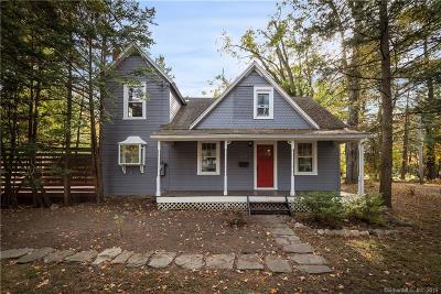 Stamford Single Family Home For Sale: 171 Vine Road