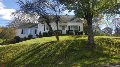 Middlebury CT Single Family Home For Sale: $329,000