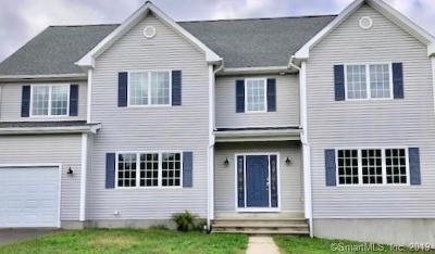 Waterbury Single Family Home For Sale: 64 Blueridge Drive Extension