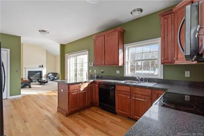 Waterbury Single Family Home For Sale: 280 Ridgefield Avenue